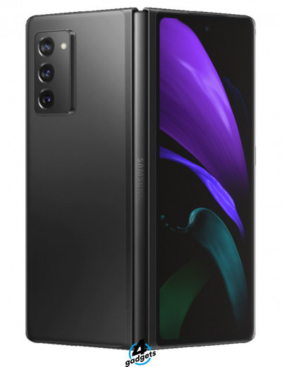 Samsung Galaxy Z Fold2 5G SM-F916B - 256GB - Mystic Black (Unlocked) - Mint