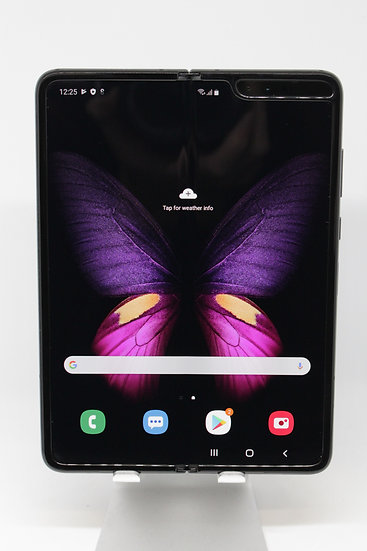 Samsung Galaxy Fold 5G SM-F900F 512GB Unlocked Android folding smartphone