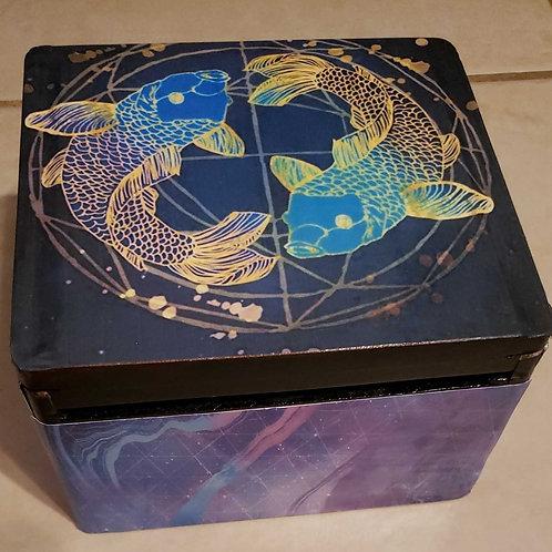 Pisces Stash Box