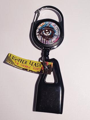 Eye Grunge Series Lighter Leash