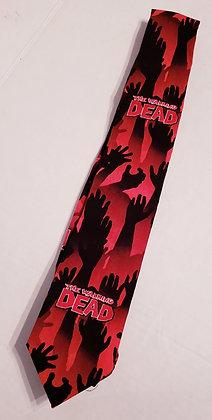 The Walking Dead Neck Tie