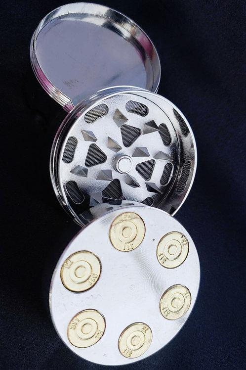 Revolver cylinder herb Grinder