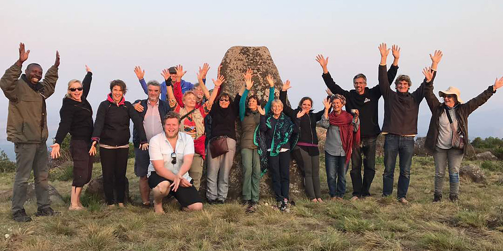 Sacred Sites & Ancient Ruins Adventure Tour South Africa