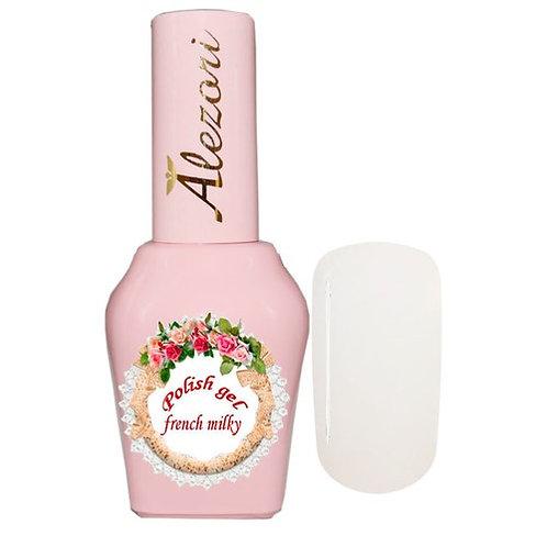 Gel polish french milky 15ml