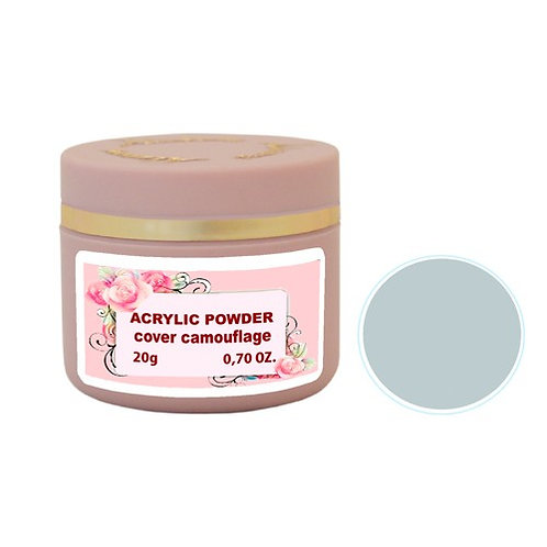ACRYLIC POWDER COVER CAMOUFLAGE 20g