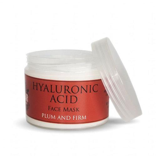 Μάσκα Προσώπου Hyaluronic Acid