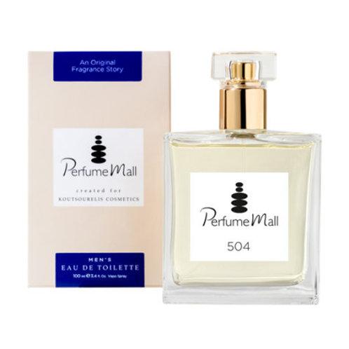 Perfumemall Men's EDT 504