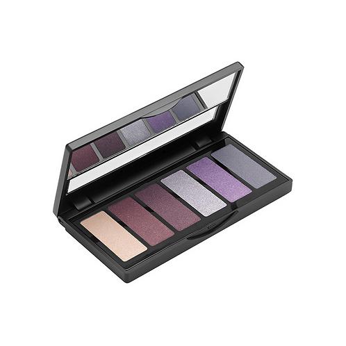 Eyeshadow Palette (6 shades) 02 Bordeaux/Lilac