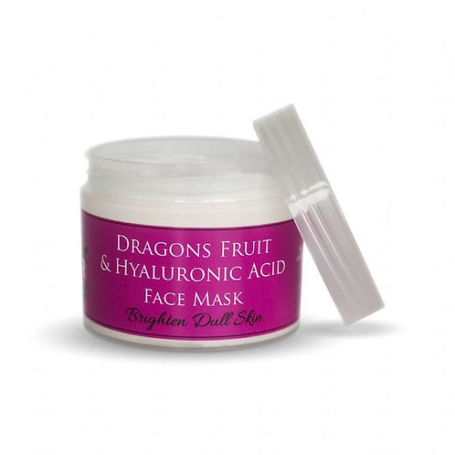 Μάσκα Προσώπου Dragons Fruit & Hyaluronic Acid