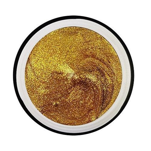 Line Art Gel Gold
