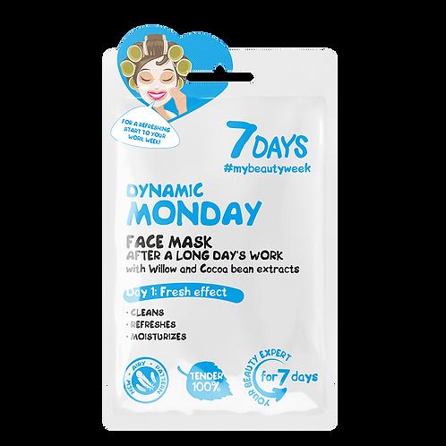 7DAYS Dynamic Monday Sheet Mask 28g
