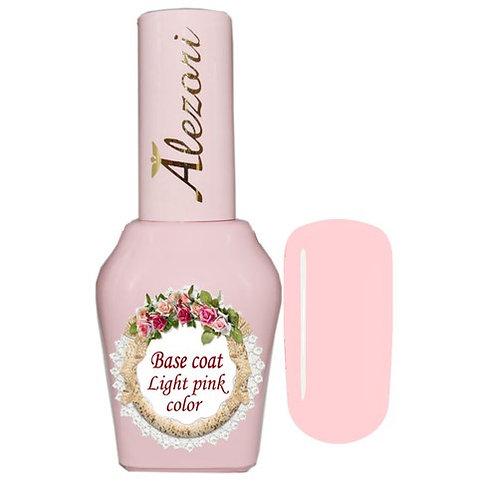 Base coat color light pink 15ml