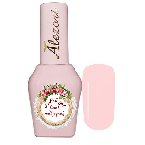 Gel polish french milky pink 15ml