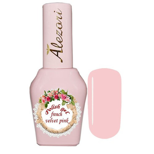 Gel polish french velvet pink 15ml