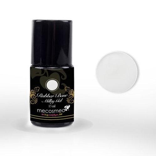 Rubber Base Milky Gel 15ml