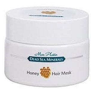 Μάσκα Μαλλιών με Μέλι για Ξηρά/Ταλαιπωρημένα 250ml