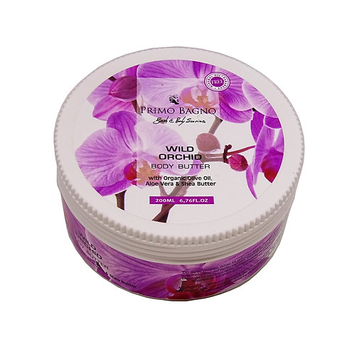 Body Butter Wild Orchid 200ml