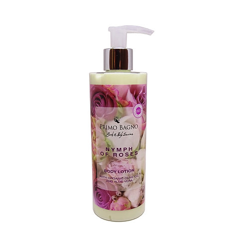 Body Lotion Nymph Of Roses 300ml
