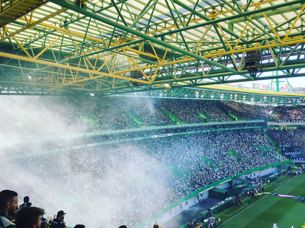 José Alvalade Stadium