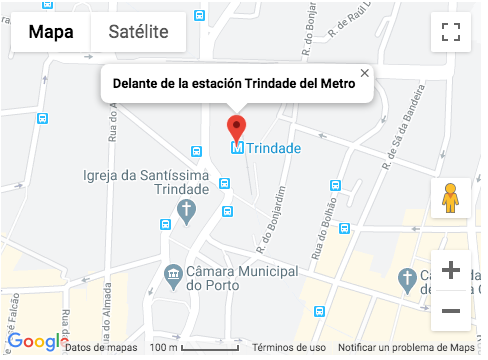Free Tour Oporto español