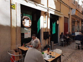Top 10 Local Restaurants in Lisbon