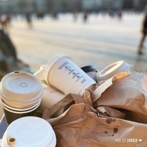 Vi bruger 16 milliarder TO-GO kopper i EU om året