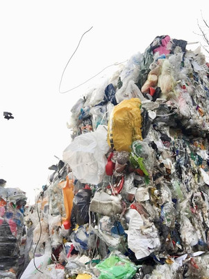 Hvad sker der med vores sorteret plastik?