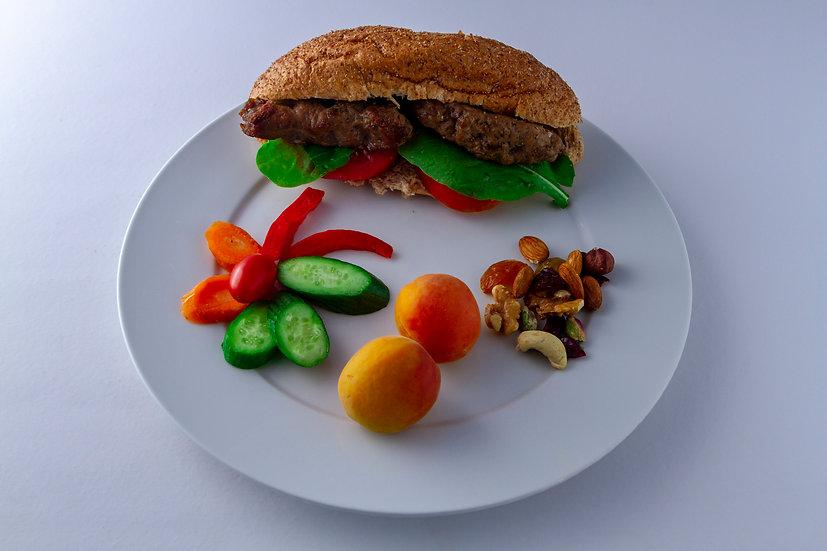 Kebab Sandwich