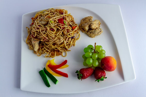 Noodles Chinese Food