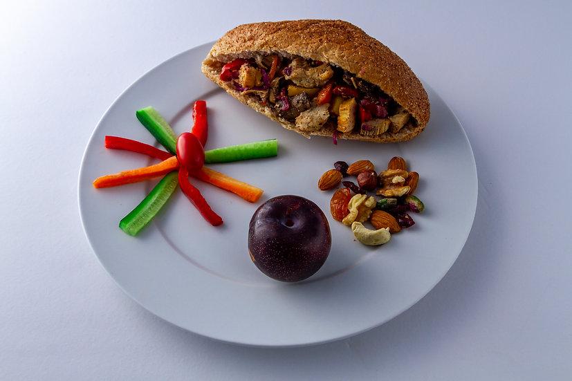 Chicken Fahita Sandwich