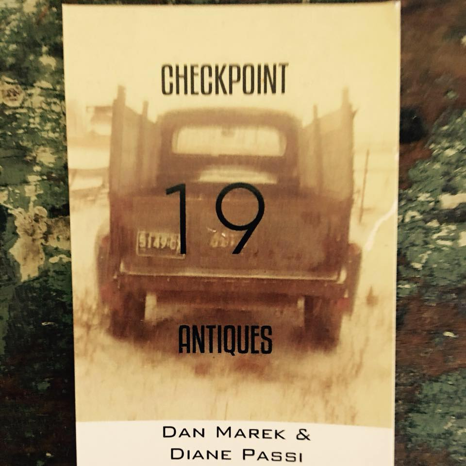 Checkpoint 19 Antiques