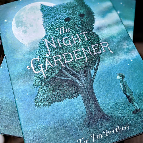 """The Night Gardener"" by The Fan Brothers"