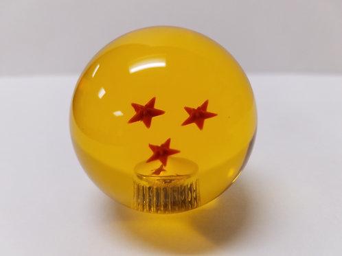 3 Star Dragon Ball Ball Top (Orange)