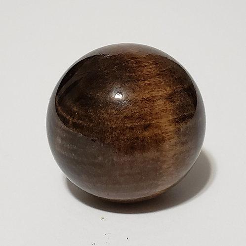 Dark Walnut Ball Top