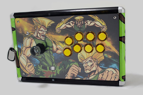 Guile Fightstick