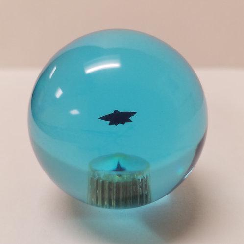 1 Star Dragon Ball Ball Top (Blue)