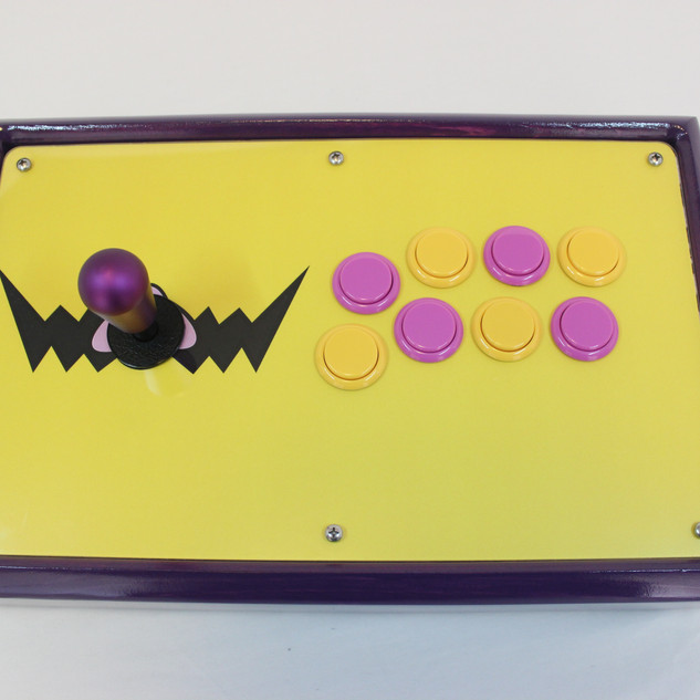 Wario Fightstick (top)
