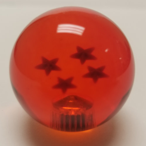4 Star Dragon Ball Ball Top (Red)