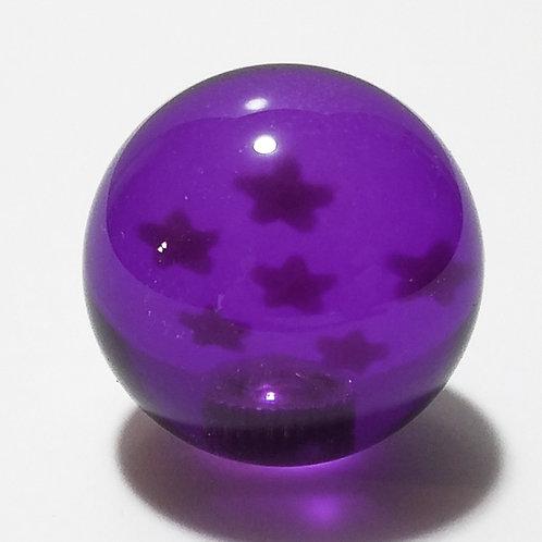 6 Star Dragon Ball Ball Top (Purple)
