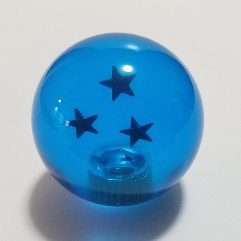 3 Star Dragon Ball Ball Top (Dark Blue)