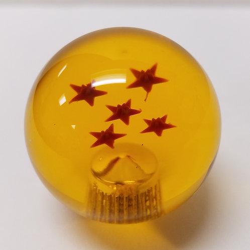 5 Star Dragon Ball Ball Top (Orange)