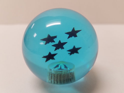 5 Star Dragon Ball Ball Top (Blue)