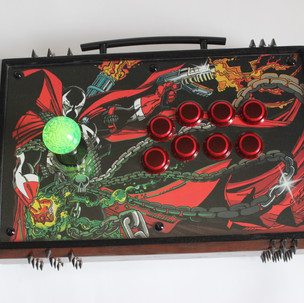 Spawn Fightstick (top)