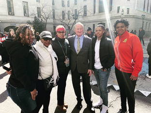 Philadelphia Mayor Welcomes The WPBA to the City of Brotherly Love