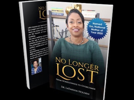 """Heart of A Champion features Dr. Latarsha Holden, """"Mother of the Year"""""""