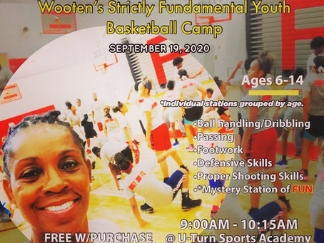 Richmond RoadRunners Host Youth Basketball Clinic