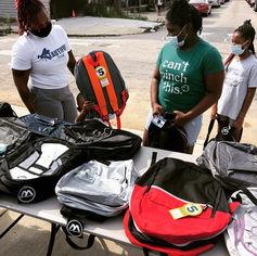 Carolina Thunder Backpack Giveaway