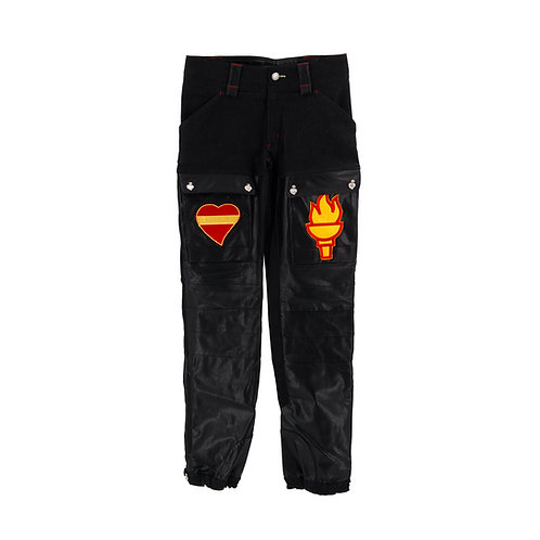 Romping Cargo Pants (Black)