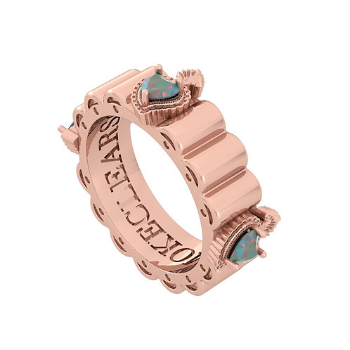 Rise Ring (Solid)