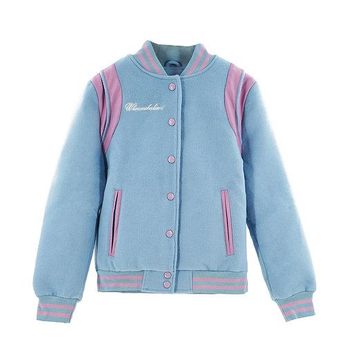 Underworld Varsity Jacket (Blue)